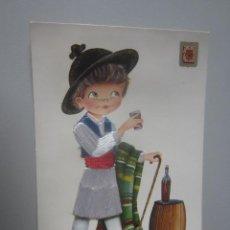 Cartoline: POSTAL BORDADA MURCIA. Lote 207749841