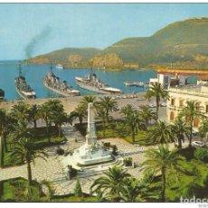Cartes Postales: == C830 - POSTAL - CARTAGENA - VISTA DEL PUERTO. Lote 207779192