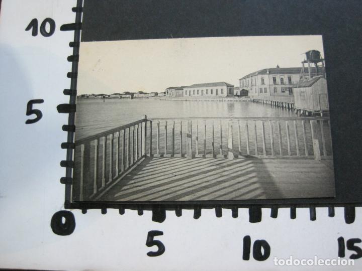 Postales: ALCAZARES-HOTEL Y PASEO DE CARRION-ROISIN-3-POSTAL ANTIGUA-(71.384) - Foto 4 - 207872411