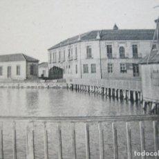 Postales: ALCAZARES-HOTEL Y PASEO DE CARRION-ROISIN-3-POSTAL ANTIGUA-(71.384). Lote 207872411
