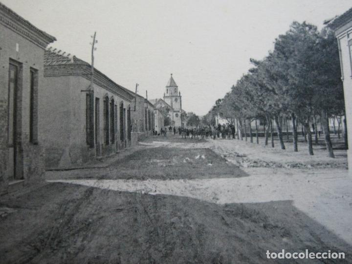 Postales: ALCAZARES-CALLE DE CARTAGENA-ROISIN-12-POSTAL ANTIGUA-(71.386) - Foto 2 - 207872551
