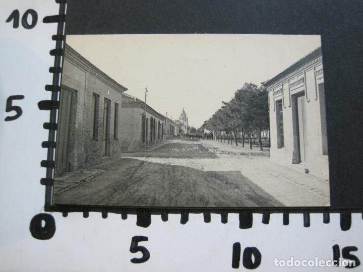 Postales: ALCAZARES-CALLE DE CARTAGENA-ROISIN-12-POSTAL ANTIGUA-(71.386) - Foto 4 - 207872551