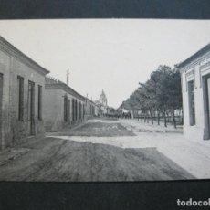 Postales: ALCAZARES-CALLE DE CARTAGENA-ROISIN-12-POSTAL ANTIGUA-(71.386). Lote 207872551