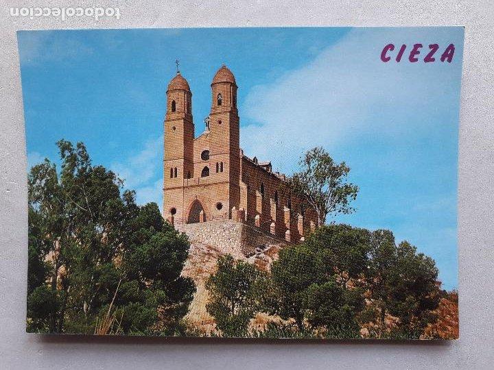 CIEZA. MURCIA. ERMITA DEL SANTO CRISTO. (Postales - España - Murcia Moderna (desde 1.940))