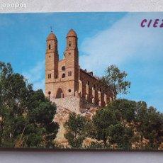 Postales: CIEZA. MURCIA. ERMITA DEL SANTO CRISTO.. Lote 208935223
