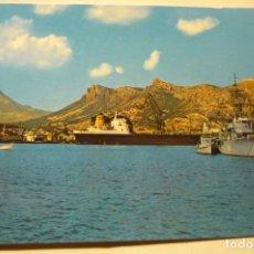 Cartes Postales: POSTAL CARTAGENA.-PARCIAL PUERTO. Lote 209111470