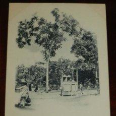 Postales: POSTAL DE CARTAGENA, PLAZA DE LA CONSTITUCION. SABATER Y CIA. CIRCULADA EN 1902.. Lote 209863492