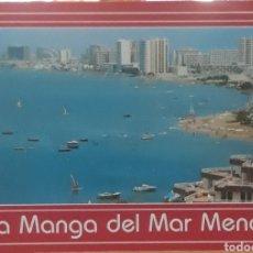Postales: POSTAL N°122 PLAYA DEL PINO LA MANGA DEL MAR MENOR. Lote 210081578