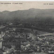 Postales: EL PUENTE NUEVO-MURCIA. Lote 210139778