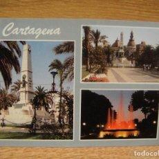 Postales: CARTAGENA - EDICIONES DOMINGUEZ Nº 149 - NO FRANQUEADA. Lote 210433160