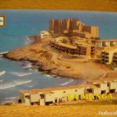 Postales: LA MANGA DEL MAR MEOR , HOTEL ENTREMARES - EDICIONES SUBIRATS Nº 119 - NO FRANQUEADA. Lote 210433816