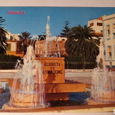 Postales: AGUILAS/ MURCIA / ESCRITA/ (REF.B.18). Lote 210521805