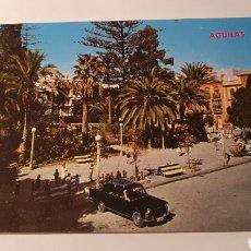 Postales: AGUILAS/ MURCIA/ ESCRITA / (REF.B.19). Lote 210523077