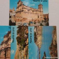 Postales: RECCUERDO DE LORCA, PROCESO PAGSA, COLECCIÓN PERLA, LOTE DE 4 POSTALES. Lote 210555990