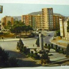 Postales: POSTAL CARTAGENA CRUZ CAIDOS Y PL.ESPAÑA CIRCULADA. Lote 210706116