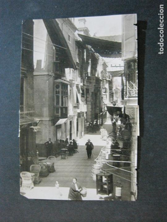 Postales: MURCIA-CALLE DEL PRINCIPE ALFONSO-ARCHIVO FOTOGRAFICA HAUSER Y MENET-POSTAL ANTIGUA-(72.695) - Foto 2 - 210957625