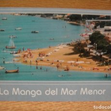 Postales: LA MANGA DEL MAR MENOR - EDICIONES SUBIRATS - NO FRANQUEADA. Lote 211463231