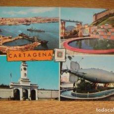 Postales: CARTAGENA - NO FRANQUEADA. Lote 211464050