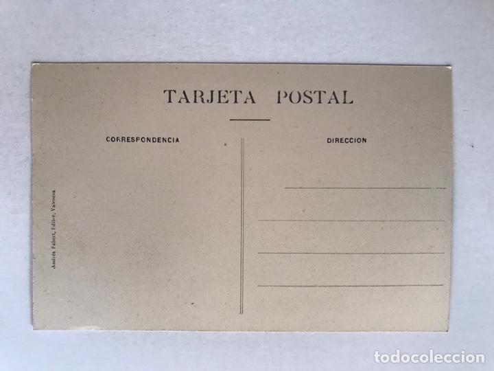 Postales: CARTAGENA Postal Animada, No.48, Plaza de España. Andrés Fabert Editor, Valencia (h.1930?) S/C - Foto 2 - 211576844