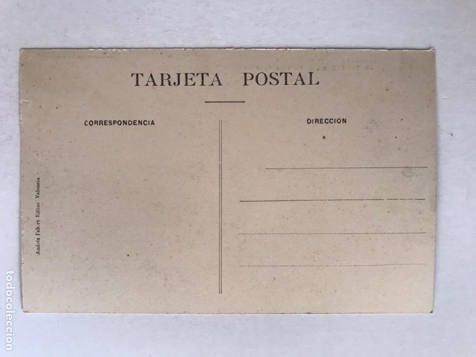 Postales: CARTAGENA Postal Animada No.46, Faro de Navidad. Andrés Fabert Editor, Valencia (h.1930?) S/C - Foto 2 - 211576972