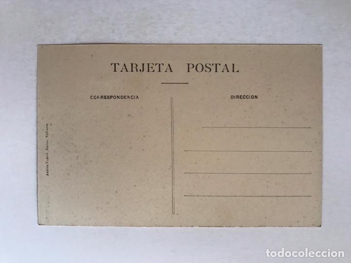 Postales: CARTAGENA Postal Animada No.100, Rompeolas de San Pedro. Andrés Fabert Editor, Valencia (h.1930?) - Foto 2 - 211583866