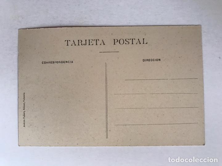 Postales: CARTAGENA Postal Animada No.62, El puerto desde el Rompeolas. Andrés Fabert Editor, Valencia - Foto 2 - 211584659