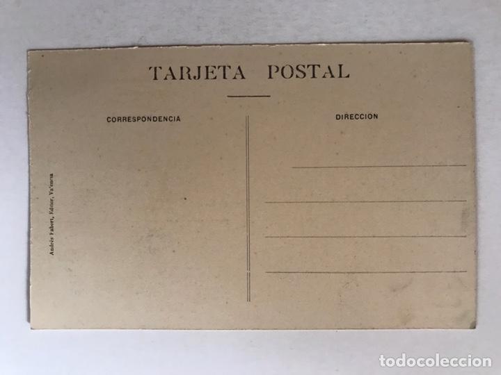 Postales: CARTAGENA Postal Animada No.38, Cueva de los Aviones. Andrés Fabert Editor, Valencia (h.1930?) S/C - Foto 2 - 211599387