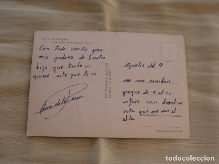 Postales: POSTAL DE CARTAGENA - Foto 2 - 211647489