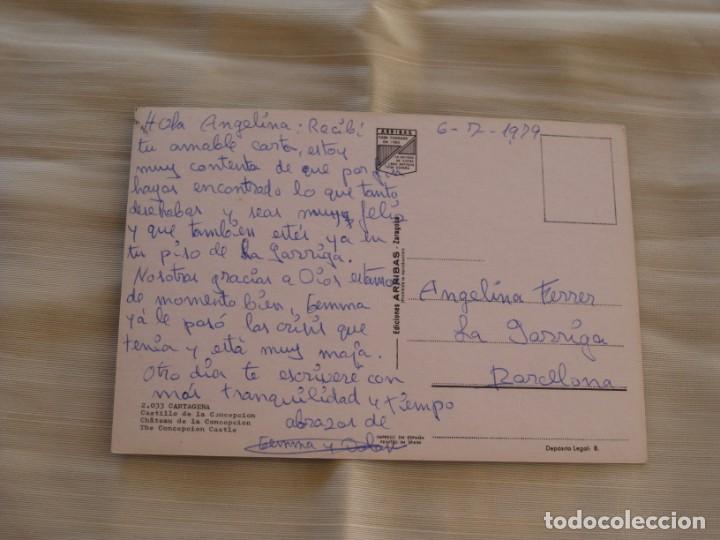 Postales: POSTAL DE CARTAGENA - Foto 2 - 211647589