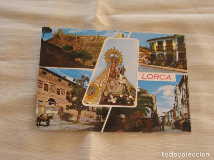 POSTAL DE LORCA (Postales - España - Murcia Moderna (desde 1.940))