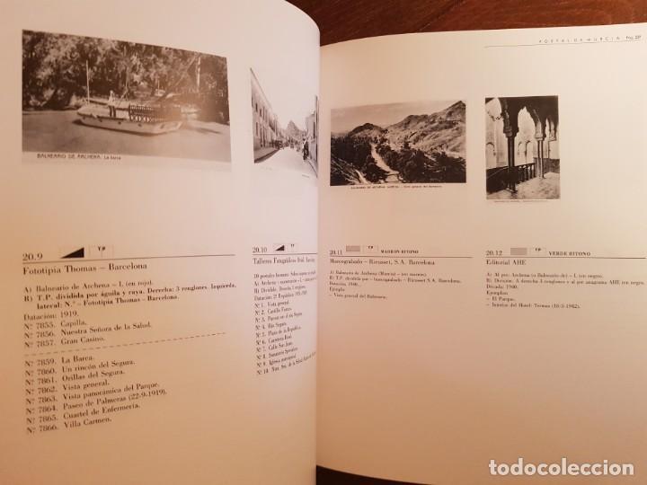 Postales: CATALOGO DE ARTE Y DOCUMENTO POSTAL DE MURCIA MERCK LUENGO EDITORA REGIONAL DE MURCIA - Foto 3 - 211720846