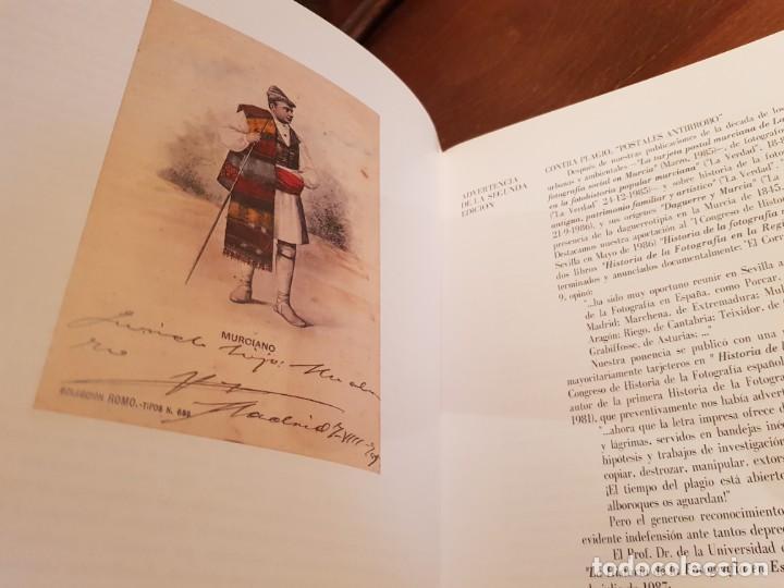 Postales: CATALOGO DE ARTE Y DOCUMENTO POSTAL DE MURCIA MERCK LUENGO EDITORA REGIONAL DE MURCIA - Foto 6 - 211720846