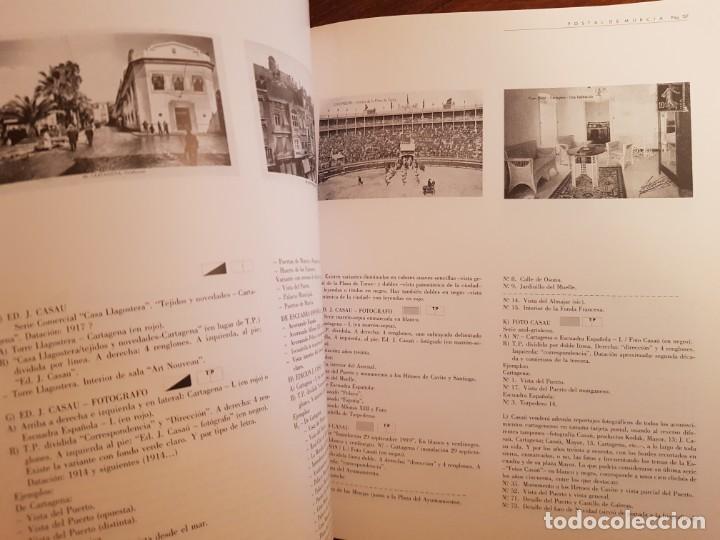 Postales: CATALOGO DE ARTE Y DOCUMENTO POSTAL DE MURCIA MERCK LUENGO EDITORA REGIONAL DE MURCIA - Foto 9 - 211720846