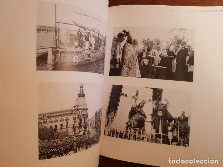 Postales: CATALOGO DE ARTE Y DOCUMENTO POSTAL DE MURCIA MERCK LUENGO EDITORA REGIONAL DE MURCIA - Foto 10 - 211720846