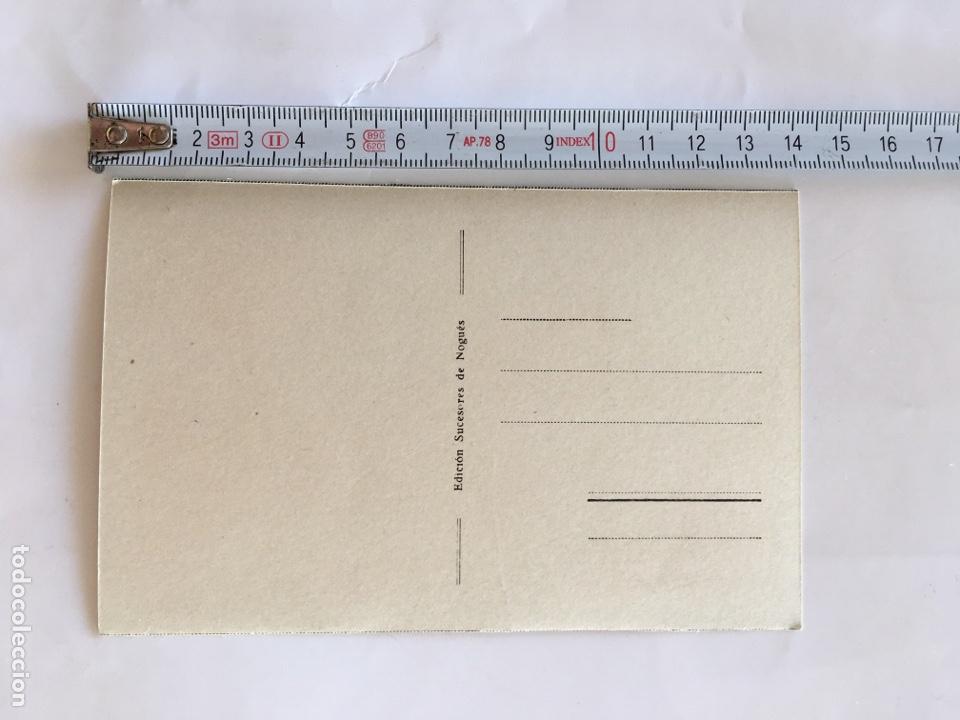 Postales: POSTAL. MURCIA. CASTILLO DE MONTEAGUDO. EDICION SUCESORES DE NOGUES. - Foto 2 - 214247347