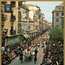 Cartes Postales: POSTAL CARTAGENA - SEMANA SANTA. Lote 214813316