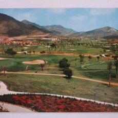 Cartes Postales: LA MANGA DEL MAR MENOR - CAMPO DE GOLF - LMX - MU3. Lote 215708873