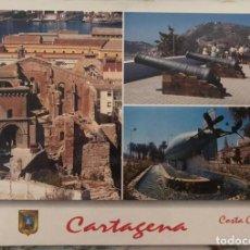 Postales: POSTAL CARTAGENA - COSTA CALIDA - ESCUDO DE ORO - Nº 50. Lote 215773558