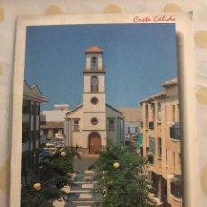 Postales: POSTAL LOS ALCAZARES - COSTA CÁLIDA - ESCUDO DE ORO - Nº 65. Lote 215773916