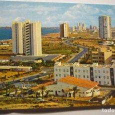 Postales: POSTAL LA MANDA DEL MAR MENOR.-PARCIAL. Lote 218594665