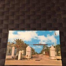 Postales: POSTAL DE MURCIA - LOS ALCAZARES BASE AEREA - LA DE LA FOTO VER TODAS MIS POSTALES. Lote 218597635