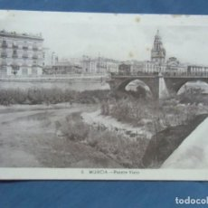 Postales: MURCIA.POSTAL ESCRITA S/E Nº6,PUENTE VIEJO.. Lote 218634795