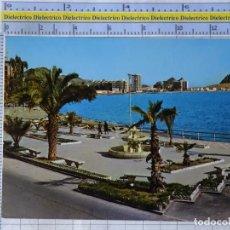 Cartes Postales: POSTAL DE MURCIA. AÑO 1972. ÁGUILAS VISTA DESDE LA GLORIETA Y PLAYAS DE LEVANTE. 16 GALIANA. 3081. Lote 218937577