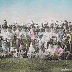 Postales: CARAVACA DE LA CRUZ-KABILA DRAGONES ROJOS-BANDO MORO-FOTO MORENILLA-POSTAL ANTIGUA-(74.194). Lote 219232075