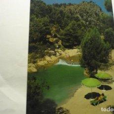 Cartes Postales: POSTAL MORATALLA.-CAMPING LA PUERTA RIO ALHARABE. Lote 221437978