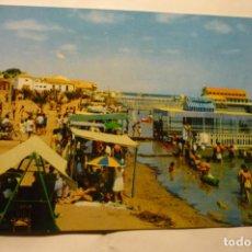 Postales: POSTAL LOS ALCAZARES,.MAR MENOR -PLAYA CONCHA. Lote 221519437