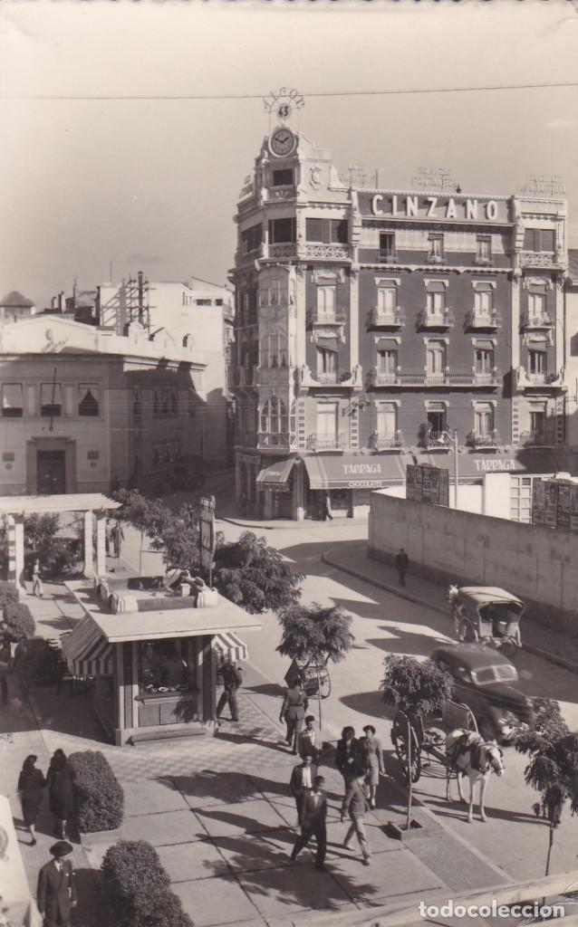 MURCIA CARTAGENA CALLE DE CAMPOS . ED. GARRABELLA Nº 28. SIN CIRCULAR (Postales - España - Murcia Antigua (hasta 1.939))