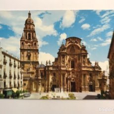 Postales: MURCIA, POSTAL NO.2001, CATEDRAL . EDIC. ARRIBAS (H.1960?) S/C. Lote 221965781