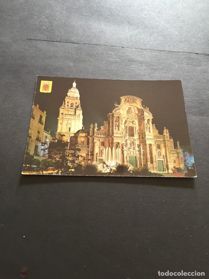 POSTAL DE - MURCIA- CATEDRAL - LA DE LA FOTO VER TODAS MIS FOTOS Y POSTALES (Postales - España - Murcia Moderna (desde 1.940))