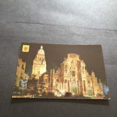Postales: POSTAL DE - MURCIA- CATEDRAL - LA DE LA FOTO VER TODAS MIS FOTOS Y POSTALES. Lote 222303361